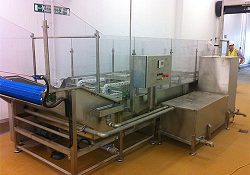 Automatic Brining System